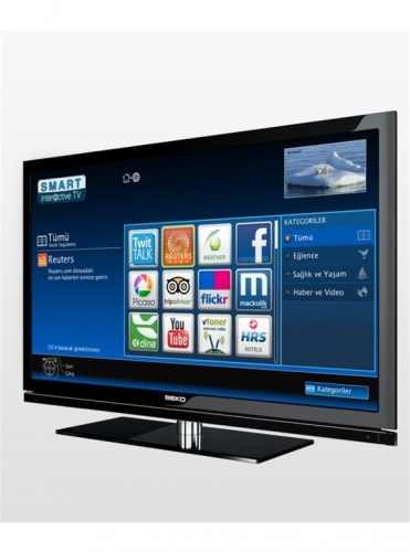 Beko B46-LEG-6B 3D Web Led TV