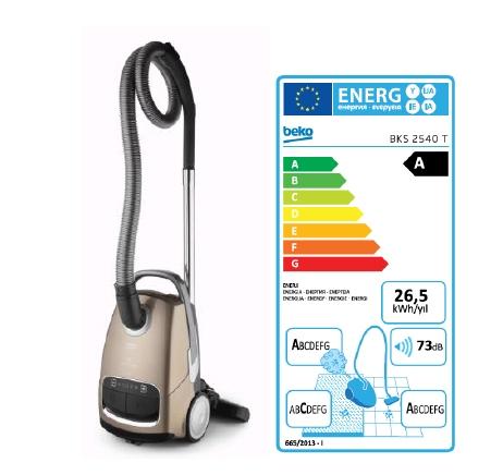 Beko bks 2250 t süpürge a enerji