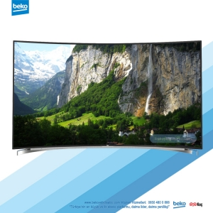 Beko B55C 9593 6S Curved Tv